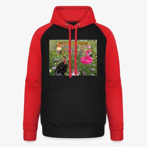 Sulleslotsblog - Unisex baseball hoodie