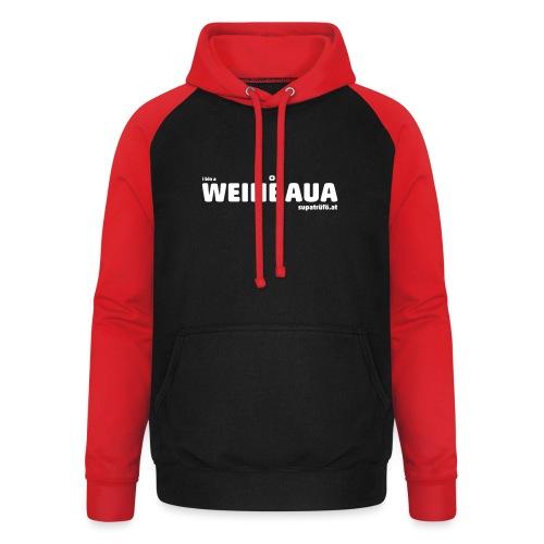 WEINBAUA - Unisex Baseball Hoodie
