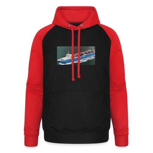 Bell Pioneer jpg - Unisex baseball hoodie