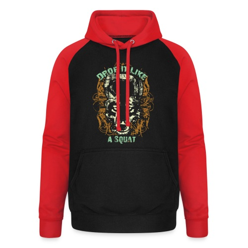 Army DILAS - Unisex baseball hoodie