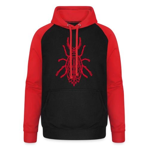 insectum - Unisex baseball hoodie