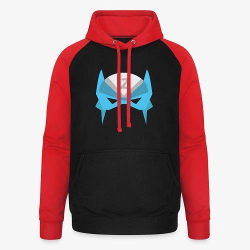 MASK 3 SUPER HERO - Sweat-shirt baseball unisexe