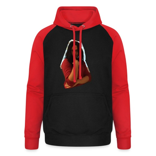 Another extremely attractive shirt - Unisex Baseball Hoodie