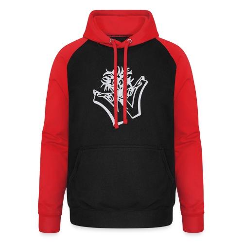 w wahnsinn - Unisex baseball hoodie