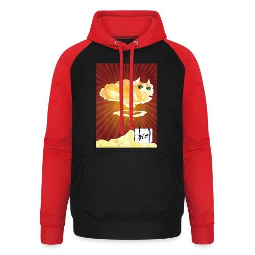 Atoompoes - Unisex baseball hoodie