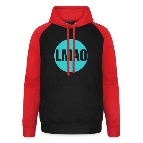 Camiseta Lmao - Sudadera con capucha de béisbol unisex
