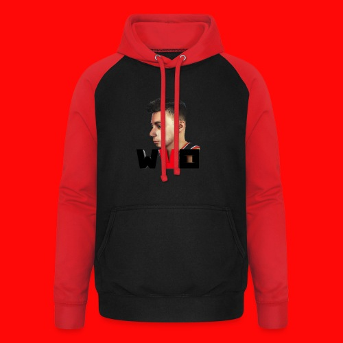 WVO OFFICIAL - Unisex Baseball Hoodie