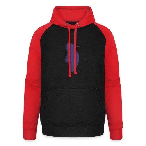AboveTheChimneys Cover - Unisex baseball hoodie
