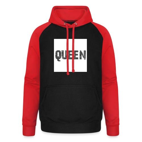 queen shirt - Unisex baseball hoodie