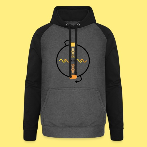 Biocontainment tRNA - shirt men - Unisex baseball hoodie