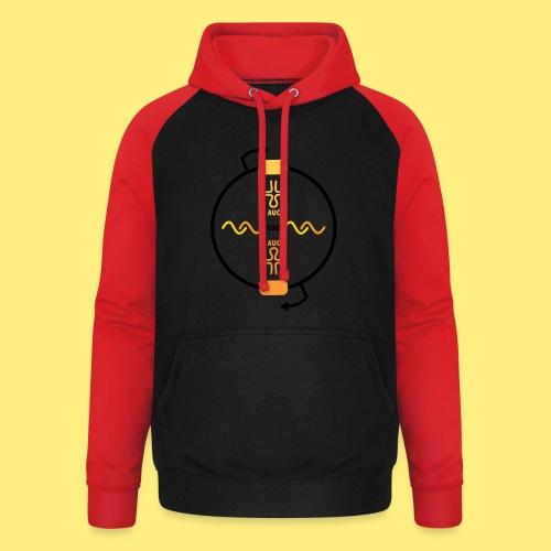 Biocontainment tRNA - shirt women - Unisex baseball hoodie