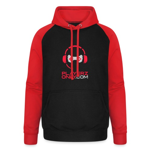 Playerz Only Classic - Unisex Baseball Hoodie