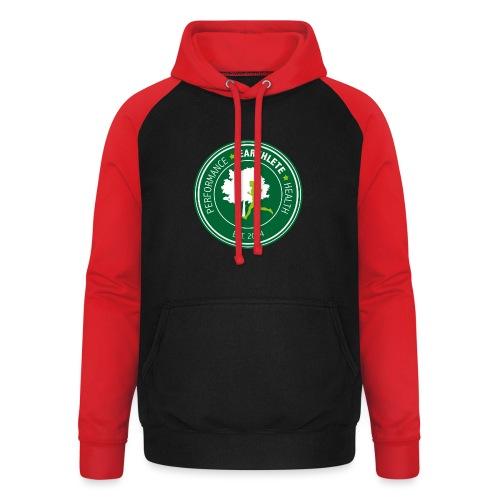 EARTHLETE Brand Logo - Unisex baseball hoodie