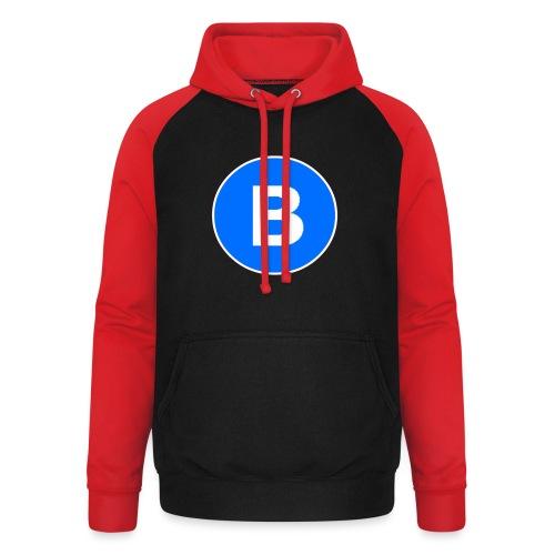 BluePrison - Unisex baseball hoodie