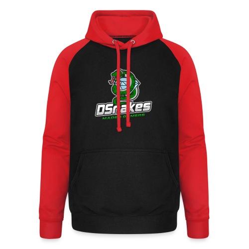 Dsnakes Merch - Unisex baseball hoodie