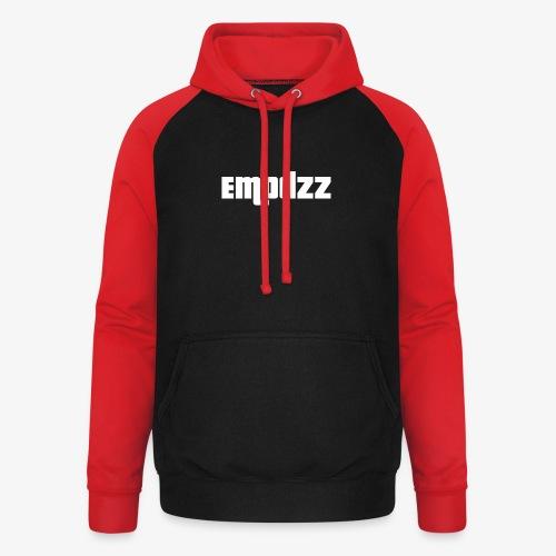 EMODZZ-NAME - Unisex Baseball Hoodie