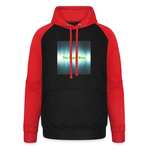 The Super Bros - Standard Fan trøje - Unisex baseball hoodie