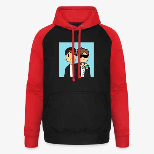 *Limited Edition* RTGaming Merch - Unisex baseball hoodie