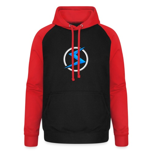 #1 model - Unisex baseball hoodie