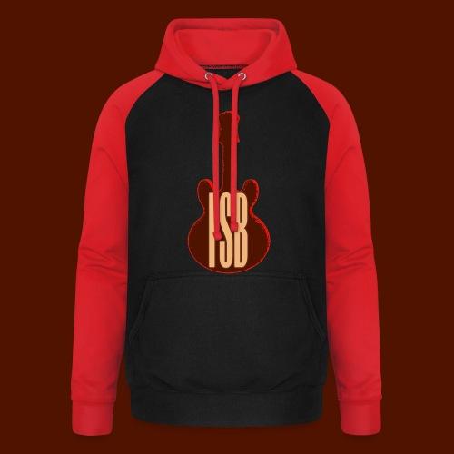 FSB Guitar Logo - Unisex Baseball Hoodie