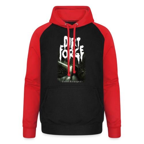 SOOTHSAYER GIRLIE - Unisex baseball hoodie