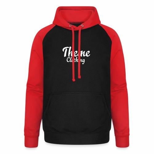 Theme Clothing Logo - Unisex Baseball Hoodie