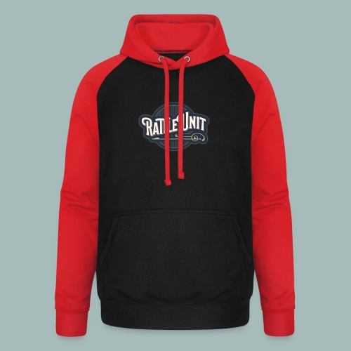Rattle Unit - Unisex baseball hoodie