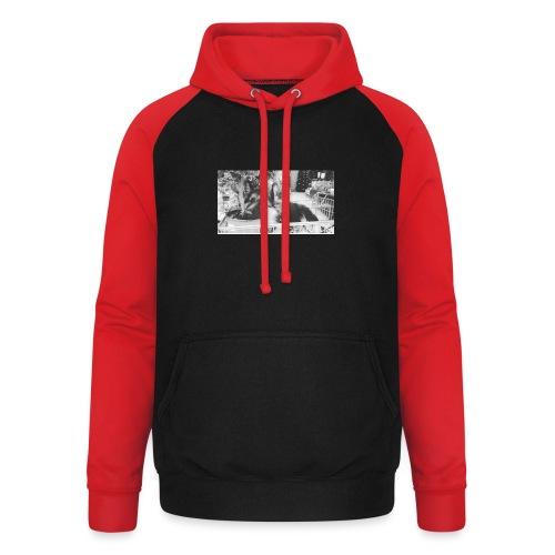 Zzz - Unisex baseball hoodie