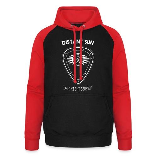 Distant Sun - Mens Standard T Shirt Black - Unisex Baseball Hoodie