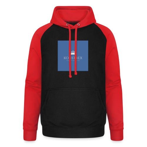konstrex - Unisex baseball hoodie