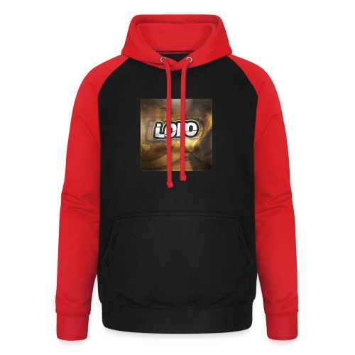 LoPo - Sweat-shirt baseball unisexe