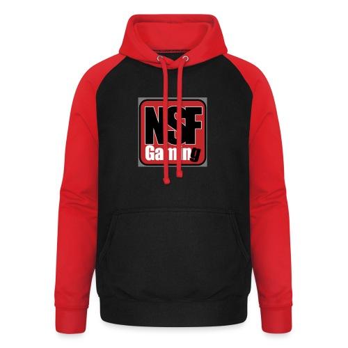 NSFGaming - Basebolluvtröja unisex