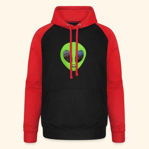 ggggggg - Unisex baseball hoodie