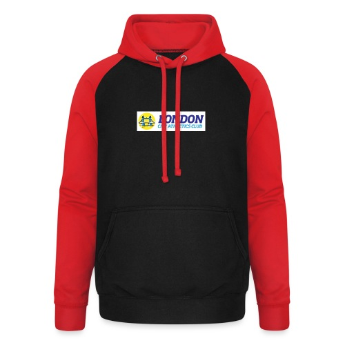 Email Small - Unisex Baseball Hoodie