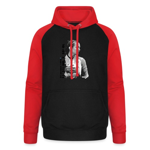COOLEN - Unisex baseball hoodie