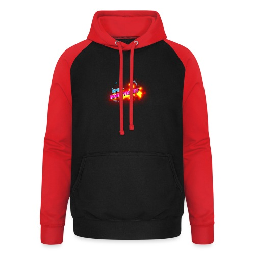 Spilministeriet - Unisex baseball hoodie
