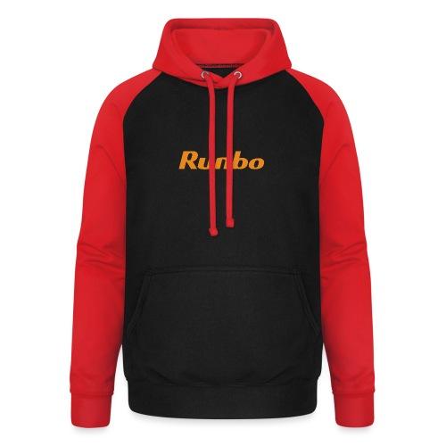 Runbo brand design - Unisex Baseball Hoodie