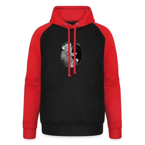panther-jaguar special edition - Unisex baseball hoodie