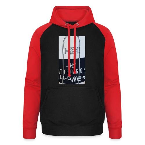 My new merchandise - Unisex Baseball Hoodie