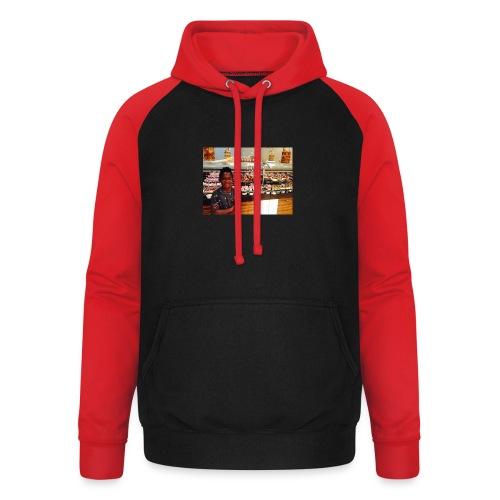 Cpr 2934 - Unisex baseball hoodie