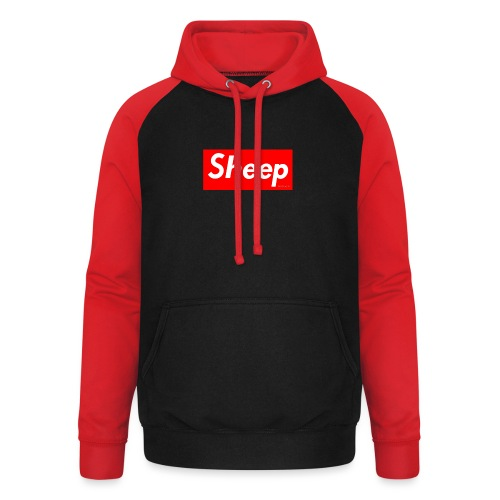 hej - Unisex baseball hoodie