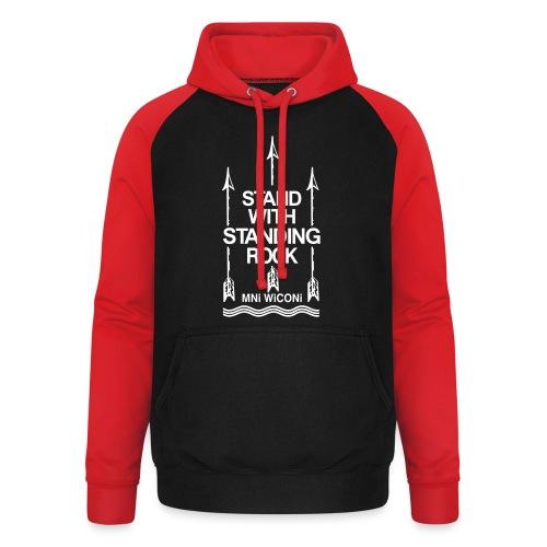 Stand - Unisex baseball hoodie