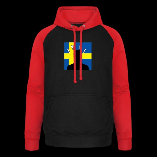 Profile Picture - Unisex Baseball Hoodie