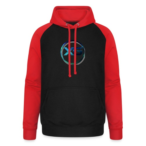 XG T-shirt - Unisex baseball hoodie