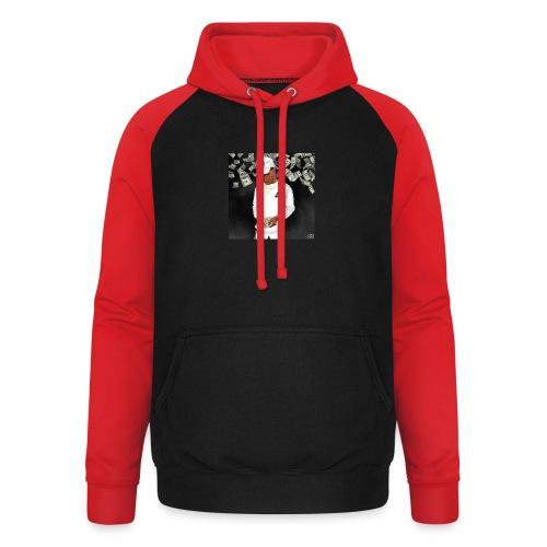Nigga - Unisex baseball hoodie