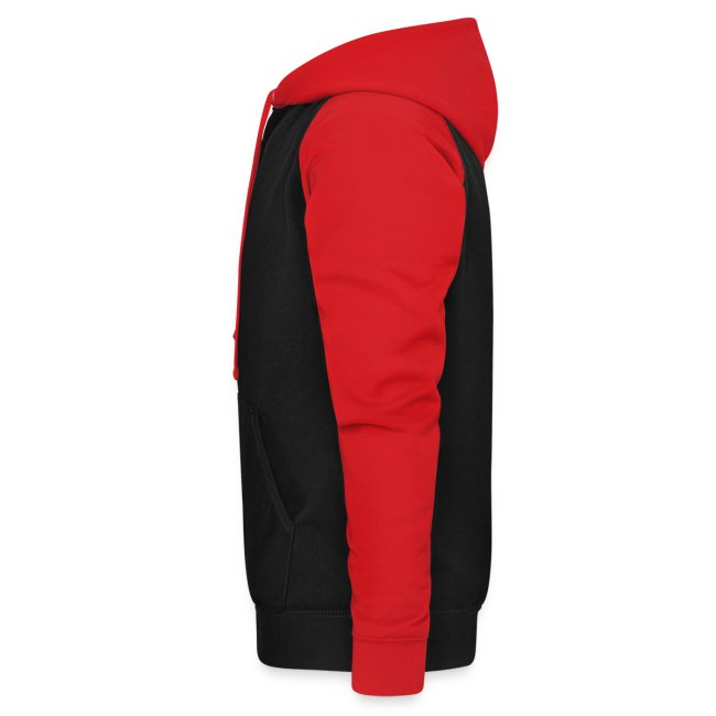 Vorschau: Männer Premium T-Shirt - Unisex Baseball Hoodie