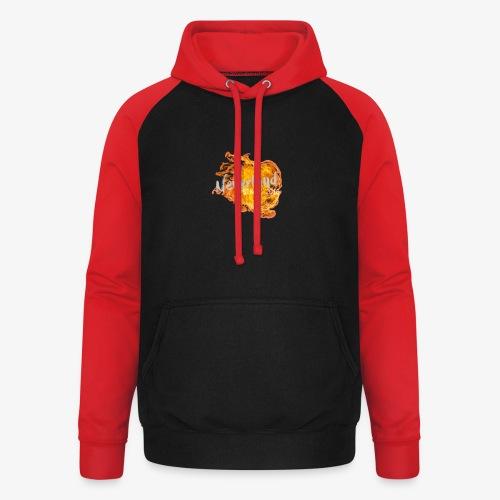 NeverLand Fire - Unisex baseball hoodie