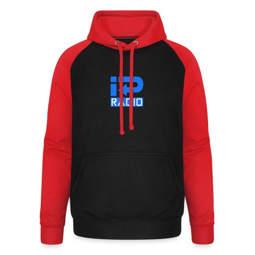 logo trans png - Unisex baseball hoodie