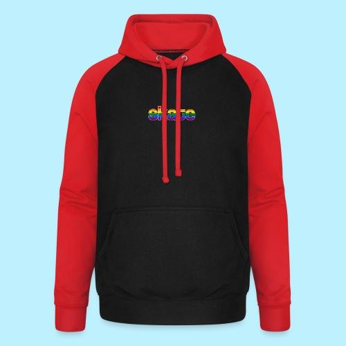 8888 - Unisex baseball hoodie