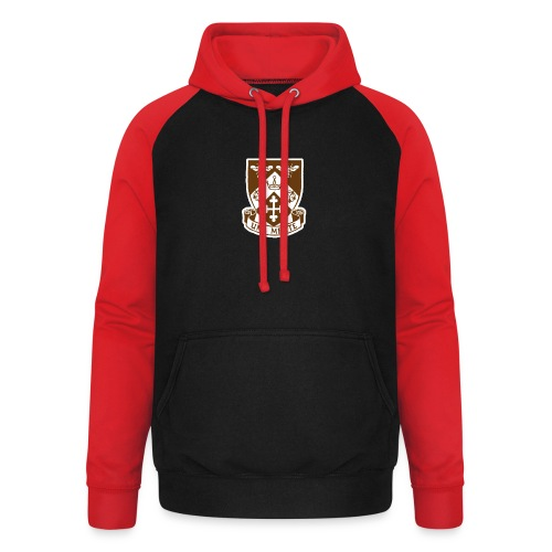 Borough Road College Tee - Unisex Baseball Hoodie